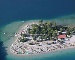 hillside beach club в Фетие